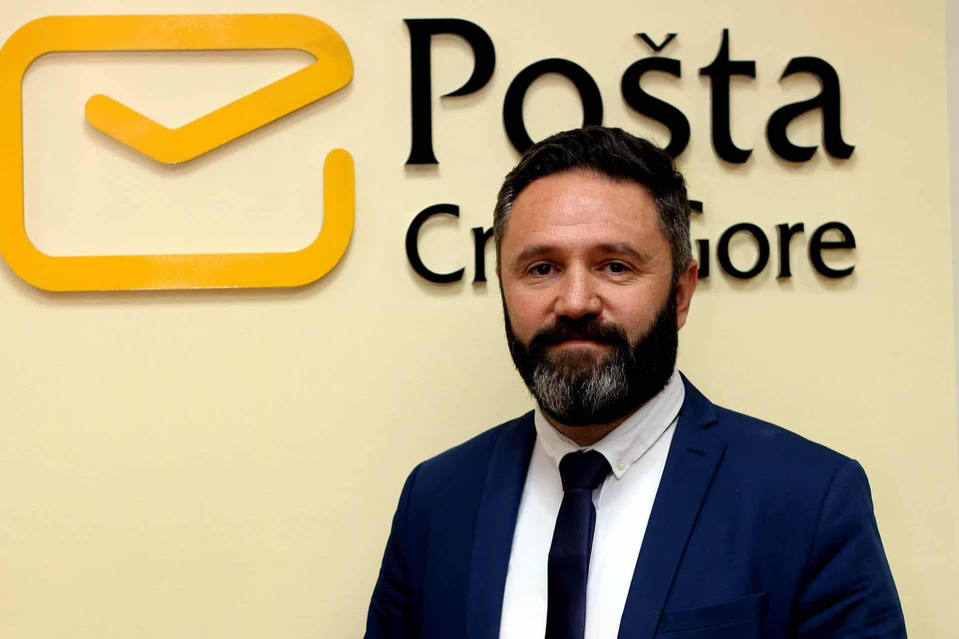 Čestitka Izvršnog direktora Pošte Crne Gore Dragana Tufegdžića povodom predstojećih praznika